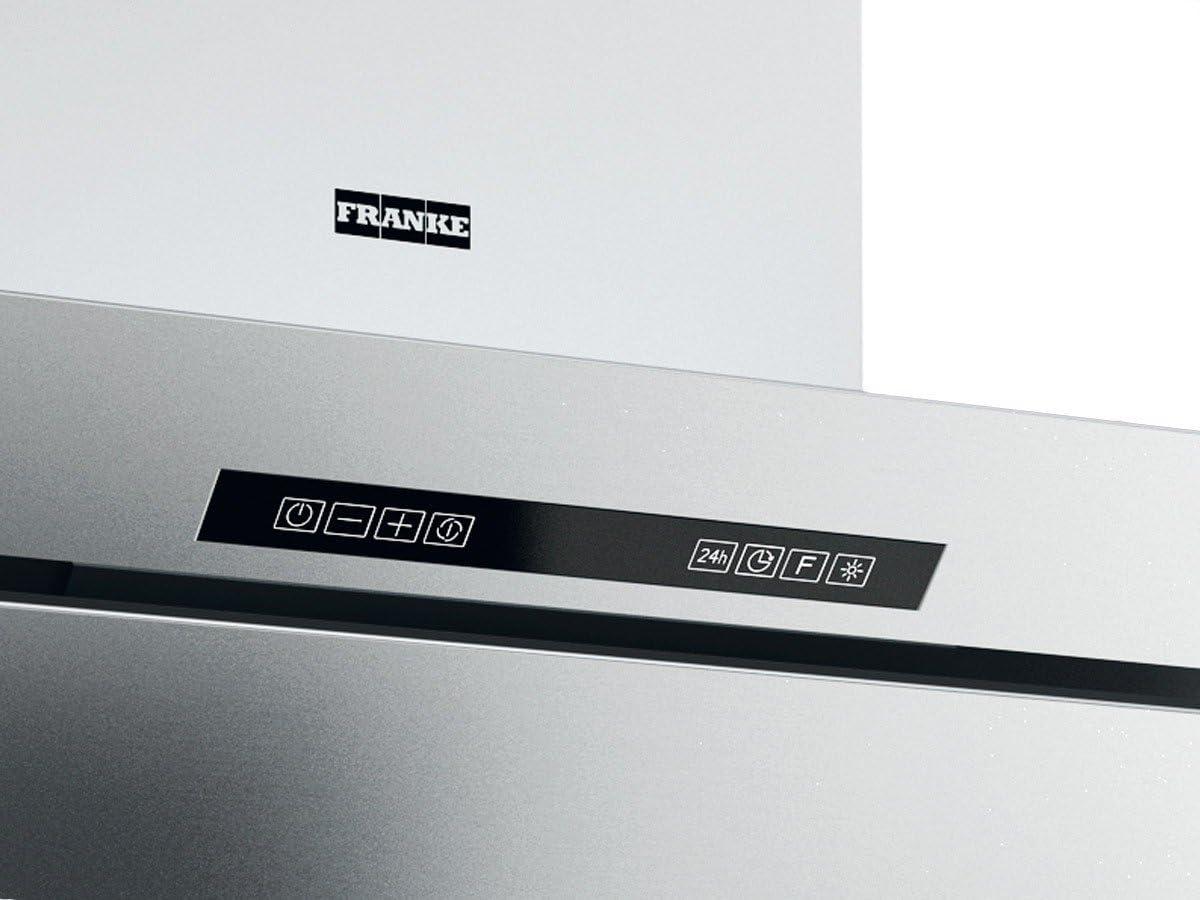 Franke Imagine SC FIM 918 XG cabeza libre Campana wandesse Campana extractora Campana extractora de acero inoxidable 90 cm Touch de control LED: Amazon.es: Hogar