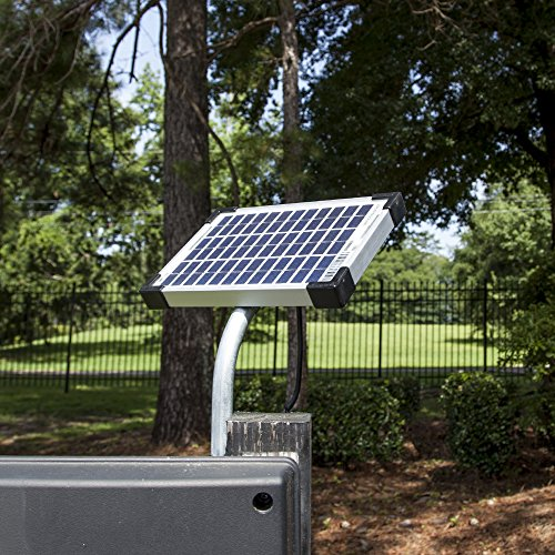 5 Watt Solar Panel Kit (FM121) for Mighty Mule Automatic Gate Openers by Mighty Mule (Image #2)