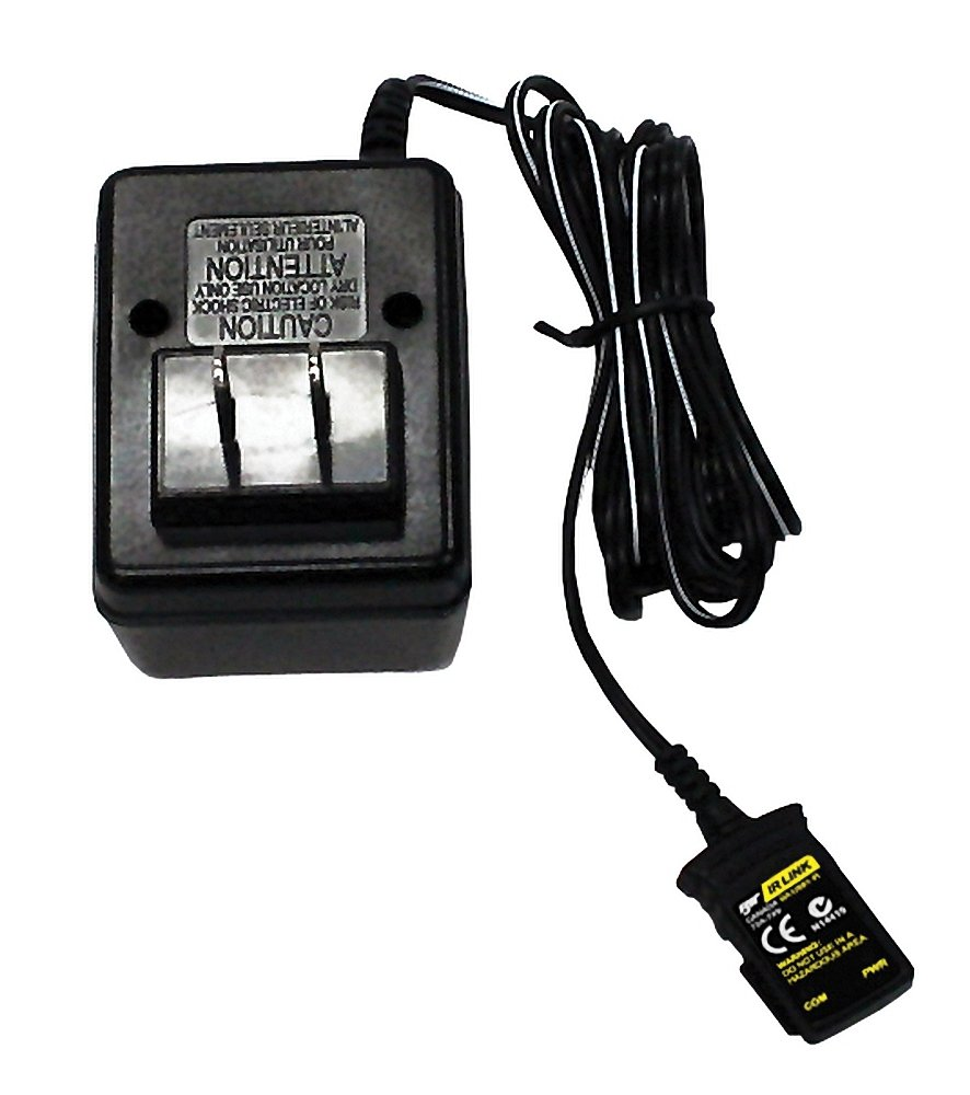 BW Technologies GA-PA-1-NA Replacement Power Adaptor, For GasAlert Detectors