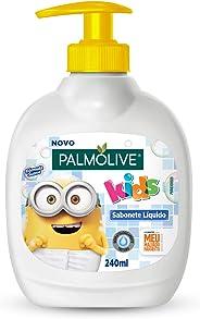 Sabonete Líquido Infantil Palmolive Kids Minions 240ml