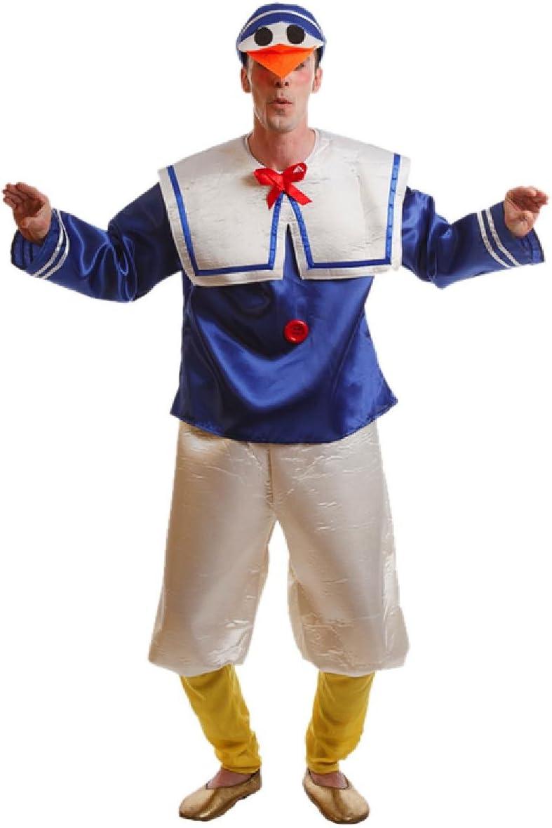 Disfraz de Pato Azul para adultos: Amazon.es: Juguetes y juegos
