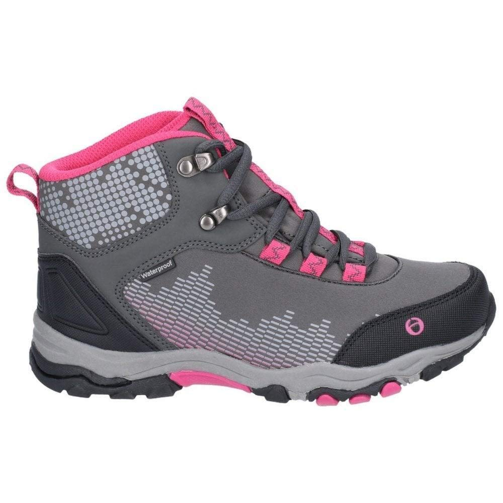 00b59afe30b Cotswold Boys & Girls Ducklington Waterproof Walking Boots: Amazon ...