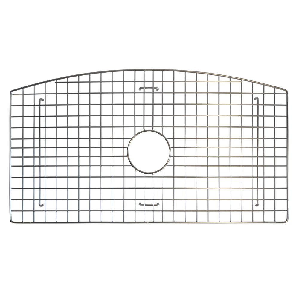 Native Trails GR2715-SS Bottom Grid, 27'' x 15.75'', Stainless Steel