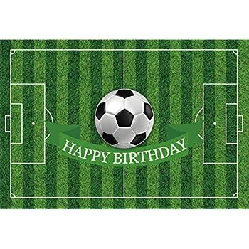 Amazon.com : MEHOFOTO Football Theme Happy Birthday