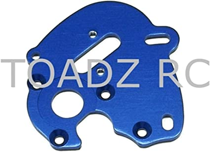 Motor Plate and Hardware Traxxas 7379R Gear Cover