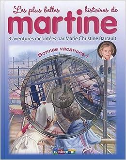 Martine Livres Cd Bonnes Vacances Livre Cd French