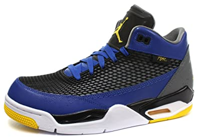 10801331697e62 Image Unavailable. Image not available for. Colour  Nike Air Jordan Flight  Club 80 s Royal Blue Mens Basketball Shoes Size UK 8.5