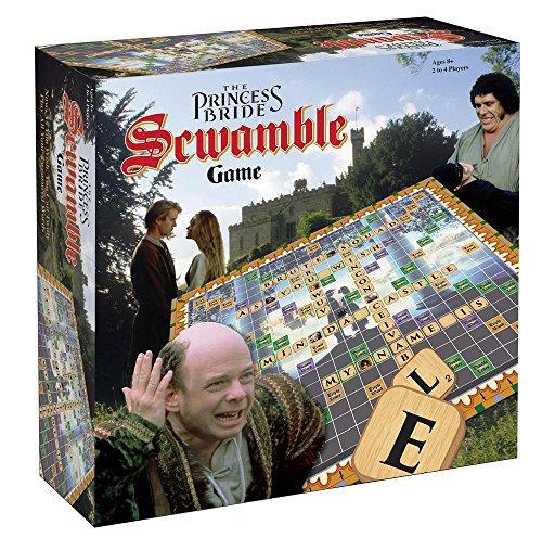 (The Princess Bride Scwamble Board Game)