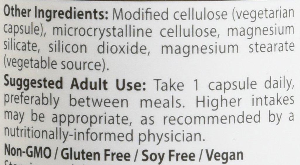 Doctors Best | ácido alfa-lipoico | 600 mg | 60 cápsulas veganas | sin gluten y soya: Amazon.es: Salud y cuidado personal