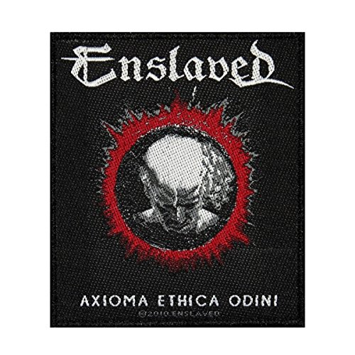 ENSLAVED AXIOMA ETHICA ODINI Patch