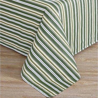 DB&PEISHI Solid 4 Piece Cotton Cotton 1pc Duvet Cover 2pcs Shams 1pc Flat Sheet , 220cm240cm