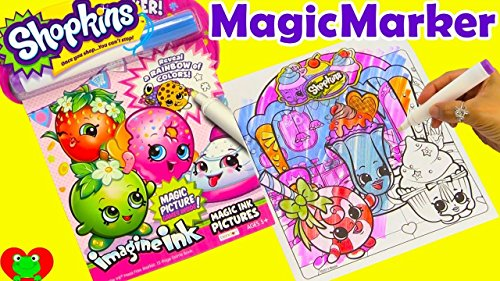 Shopkins Imagine Ink Picture Book (Sexy Thanksgiving Pictures)