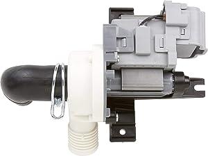 Ximoon Drain Pump W10536347 for Whirlpool W10217134 W10155921 W10049390 PS5136124 AP5650269