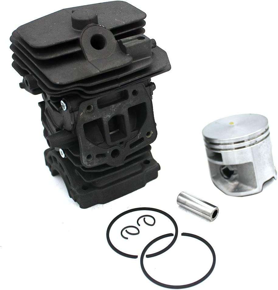 P SeekPro Big Bore Kit Nikasil Cilindro de pist/ón de 44 mm para Stihl MS231 MS231C Motosierra PN 1143 020 1203