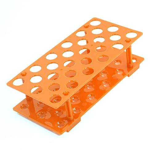 Camlab Plastics RTP//72101-FP Storage Box 100 Place Polypropylene Neon Pink