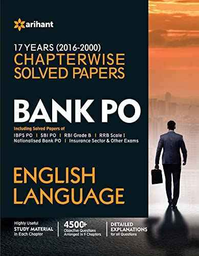 Bank PO English Language Chapterwise Solved Papers