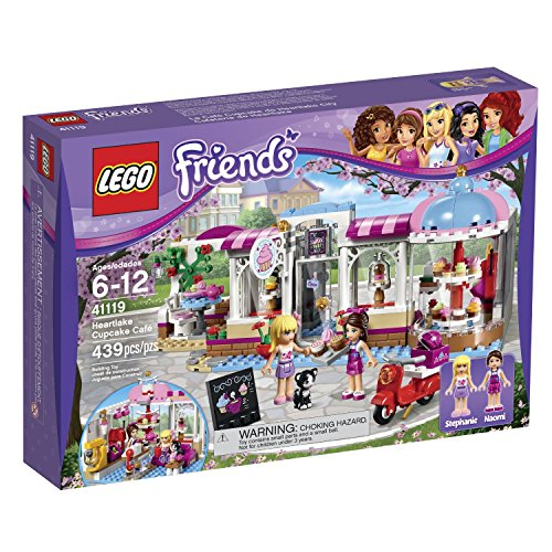 lego and friends bakery - 8