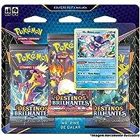 Triple Pack Pokémon Mr. Rime de Galar Destinos Brilhante