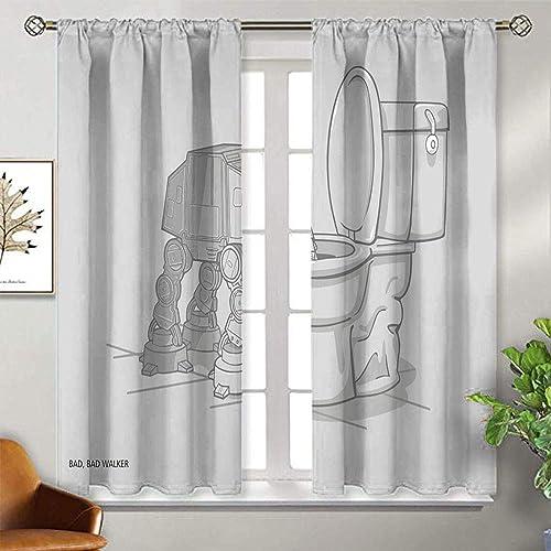 Light Block Curtain Star Wars The Last Jedi