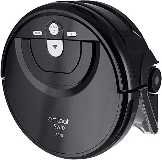 AMIBOT Swip AS70 - Robot friegasuelos: Amazon.es: Hogar