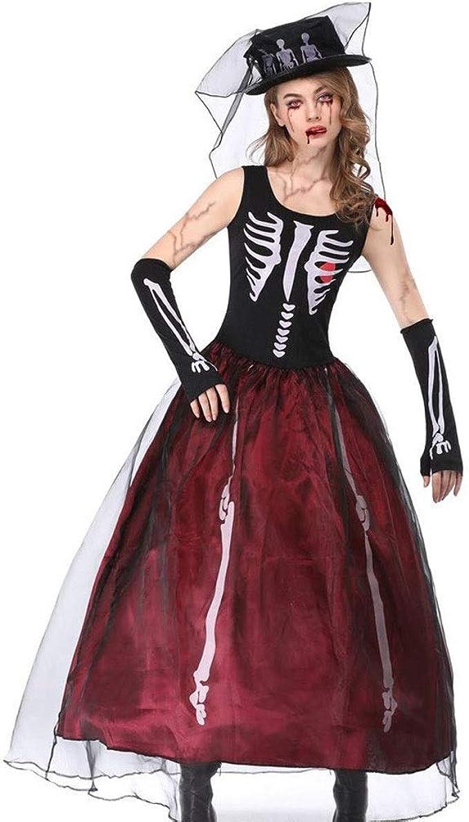 KODH Señoras Nuevos Disfraces de Halloween Juegos de rol Demonio ...