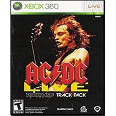 AC/DC Live: Rock Band Track Pack - Xbox 360: Video Games