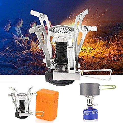 3000 W Mini Camping Cocinar Horno Ultra Gas Butano Quemador Horno ...