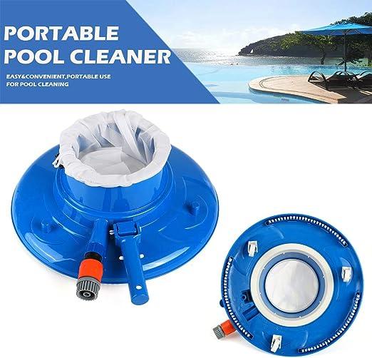 Herramienta de limpieza de piscinas Mini Piscina Aspirador ...