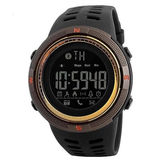 Relojes Inteligentes con Reloj podómetro Relojes Deportivos Digitales Que ahorran energía Relojes Deportivos: Amazon.es: Relojes