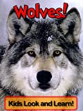 Wolves! Learn About Wolves and Enjoy Colorful Pictures - Look and Learn! (50+ Photos of Wolves)