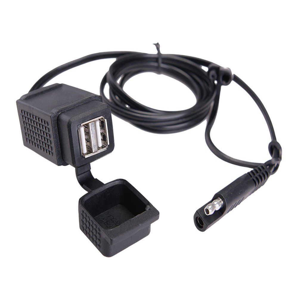 Amazon.com: MICTUNING SAE to USB Cable Adapter 3.1A Dual Port Power ...