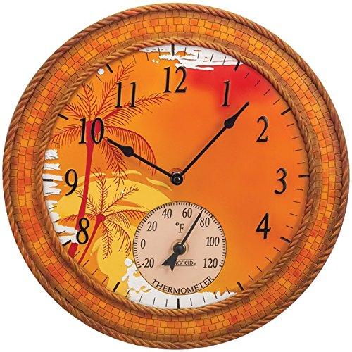 Cardinal Thermometer Clock - Springfield 92671 14