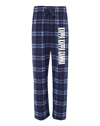667d61946e7 Kappa Kappa Gamma Flannel Pajama Pants at Amazon Women s Clothing store