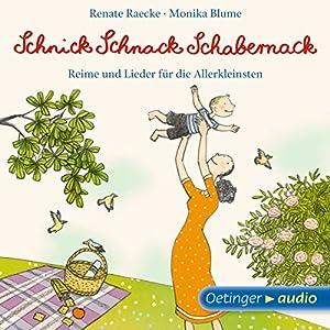 Schnick Schnack Schabernack Hörbuch