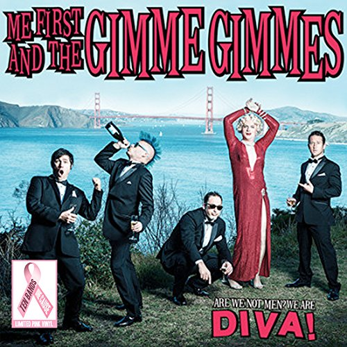 Vinilo : Me First and the Gimme Gimmes - Are We Not Men: We Are Diva (LP Vinyl)