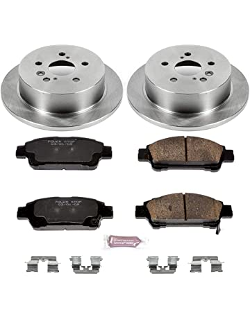 One Year Warranty For Both Left and Right 2003 for Ford Focus Rear Premium Quality Brake Drums And Shoes - Stirling
