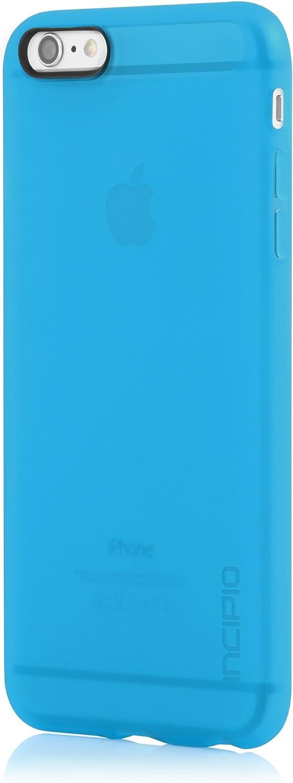 Incipio NGP Case for iPhone 6 Plus - Retail Packaging - Translucent Blue