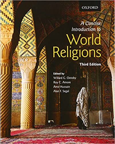 Amazon a concise introduction to world religions a concise introduction to world religions 3rd edition fandeluxe Image collections