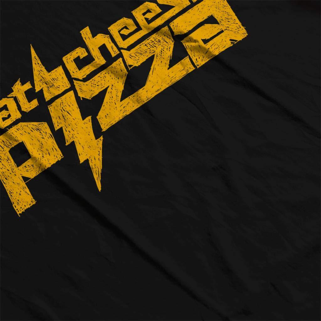 Comics Kingdom Zits Yellow Goats Cheese Pizza Mens Hooded Sweatshirt