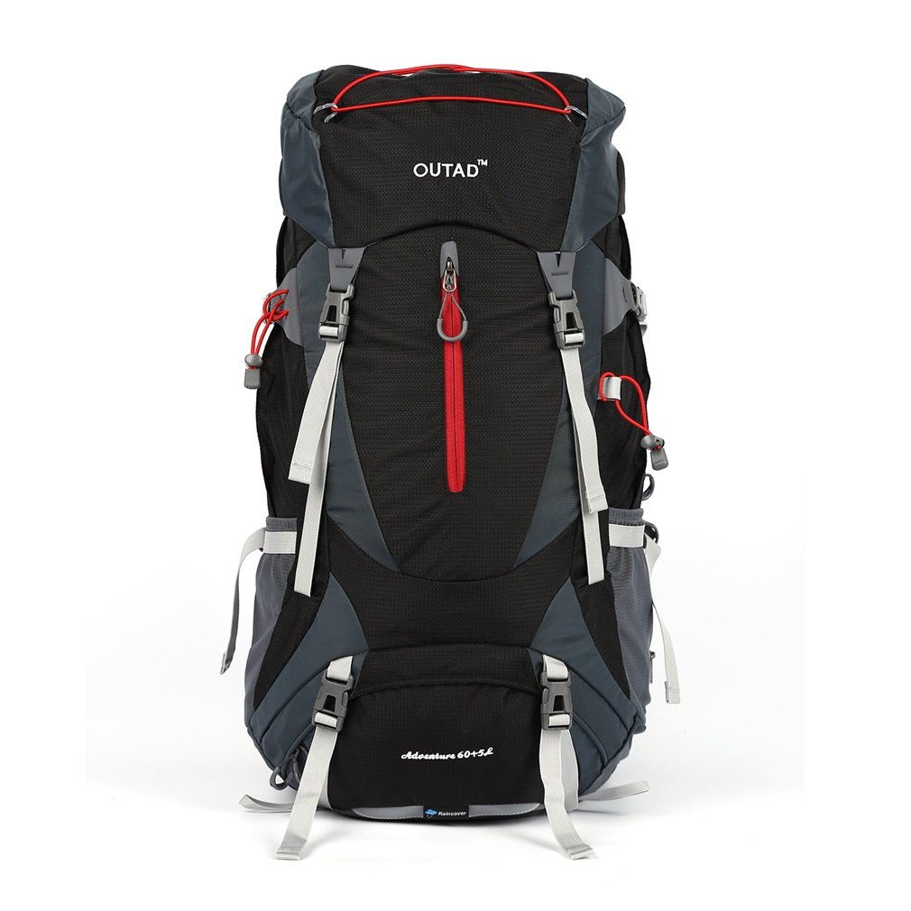 OUTAD 65L(60+5) Hiking Backpack