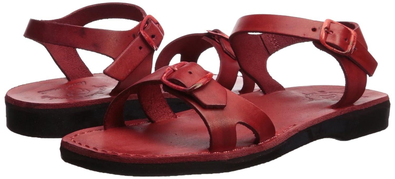 Jerusalem Sandals Women's Edna (6-6.5 Sandal B075KZ2M4L 37 Medium EU (6-6.5 Edna US)|Red af9e50