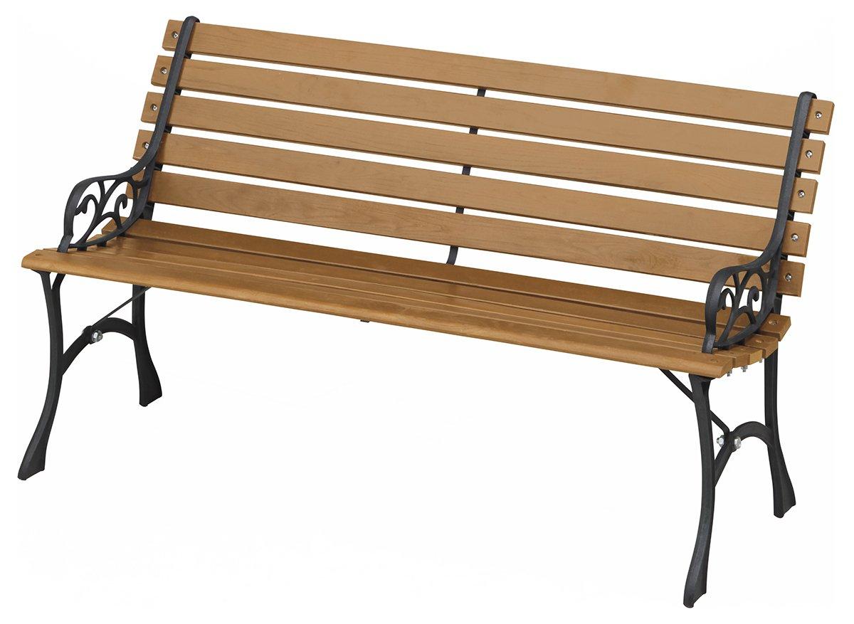 Blinky 9694010 banco hierro fundido//madera