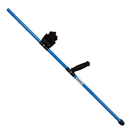Amazon.com: Anderson Minelab Excalibur Metal Detector Blue Aluminum Long Shaft: Garden & Outdoor