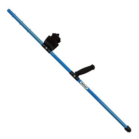 Anderson minelab Excalibur – Detector de metal azul aluminio Eje Largo