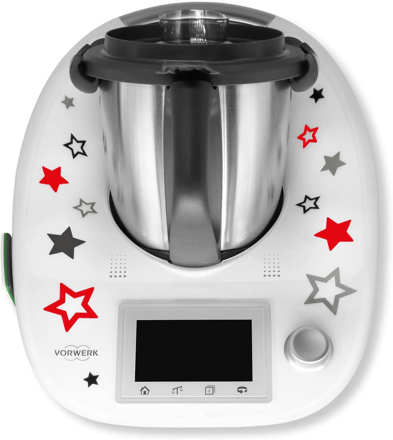 Sticker Thermomix Tm 5 Color Selection Thermo Stars Star