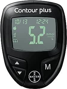 جهاز قياس نسبة السكر في الدم من كونتور بلس
