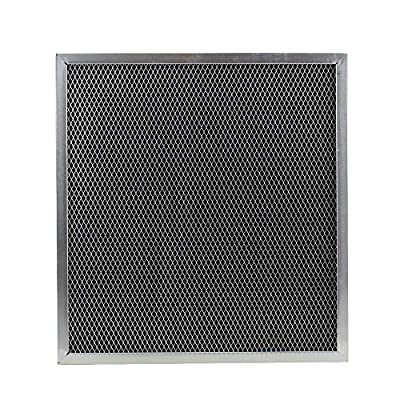 Emerson F825-0469 Electronic Air Cleaner Charcoal Filter with Clips