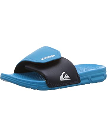 6129f26b207f Quiksilver Kids  Shoreline Adjust Youth Slide Sandal