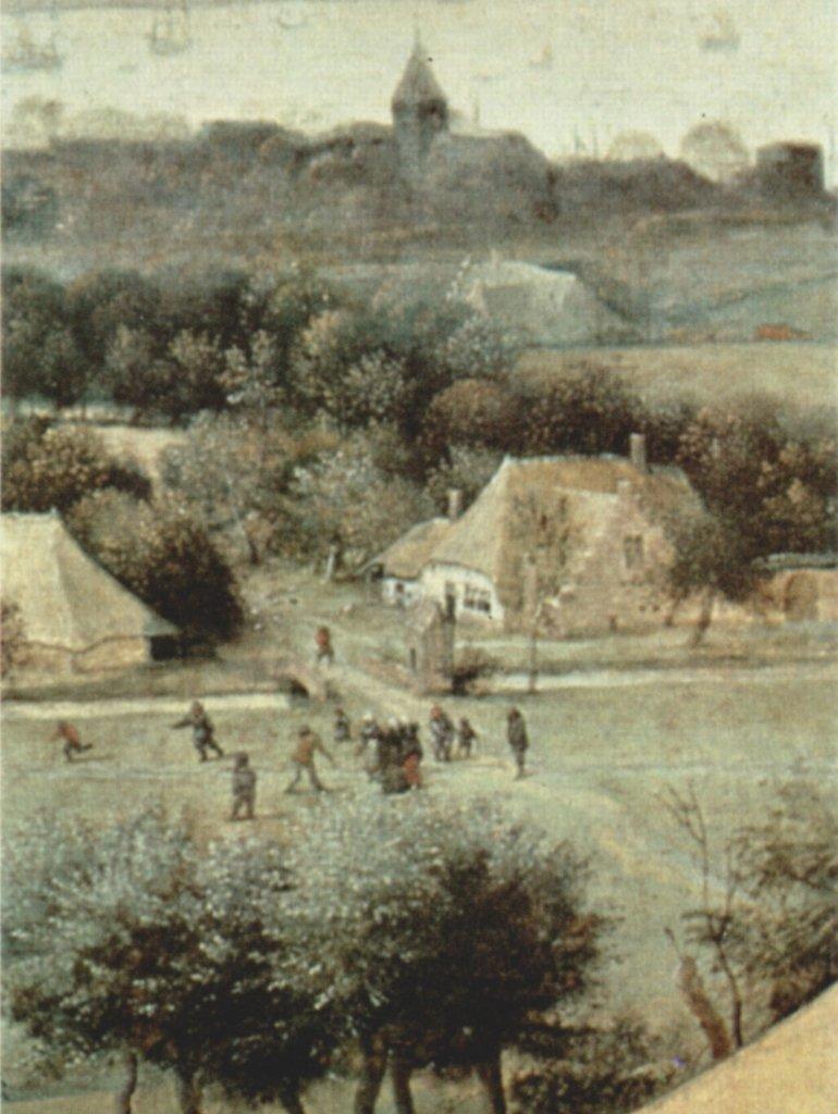 Lais Puzzle Pieter Bruegel d. d. d. Ä. - Zyklus der Monatsbilder, Szene: Die Kornernte (Monat August), Detail 2000 Teile 1ab8da