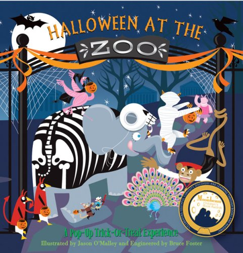 Halloween at the Zoo: A Pop-Up Trick-Or-Treat